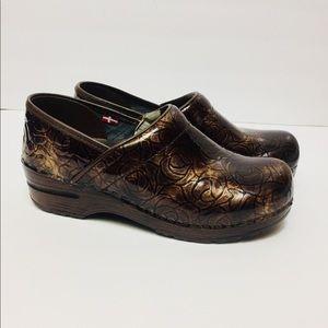Sanita Danish Clogs. Size 38